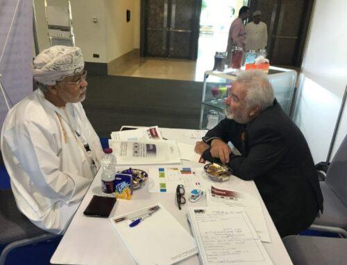 حضور پررنگ شرکت توما در نمایشگاه صنعت ساختمان عمان